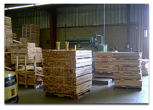 Cut to Size Components  Dunnage