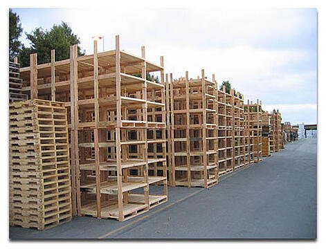Wooden Racks Trays Tree Boxes