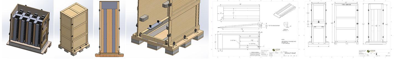 CAD packaging design