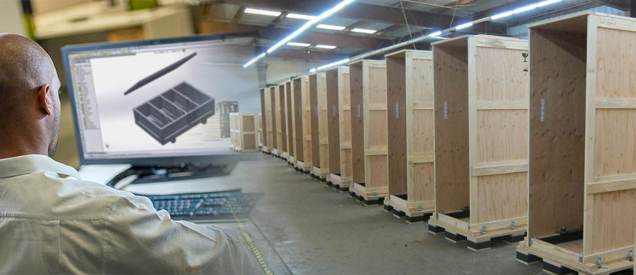 Design Issues To Avoid When Shipping Server Rack Crates