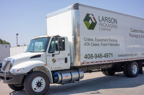 Larson-Packaging-Truck
